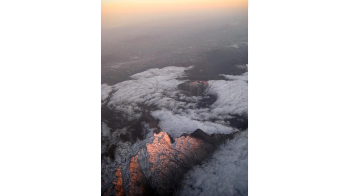 Montagnes enneigées - Afrique du Sud.JP