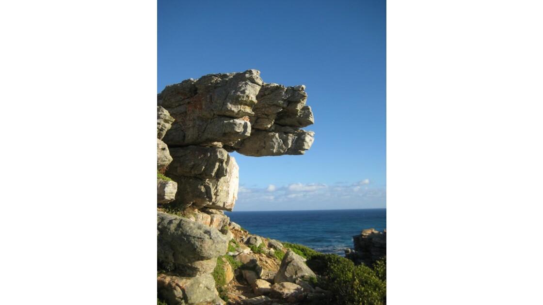 Le rocher à tête de dragon.JPG
