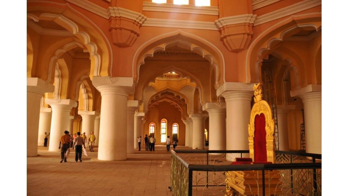 Thirumalai Naick Palace
