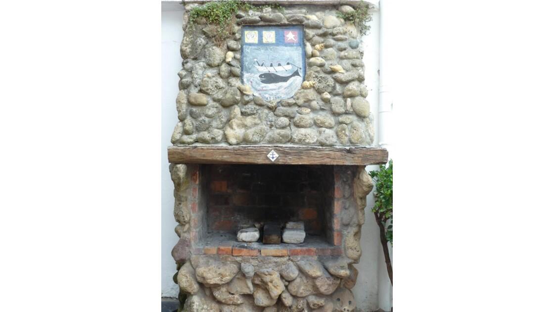 Barbecue crampotte