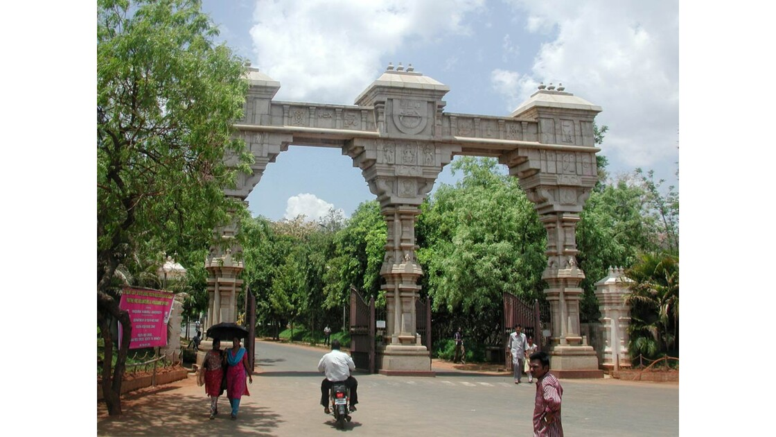 porte ville de  Madurai