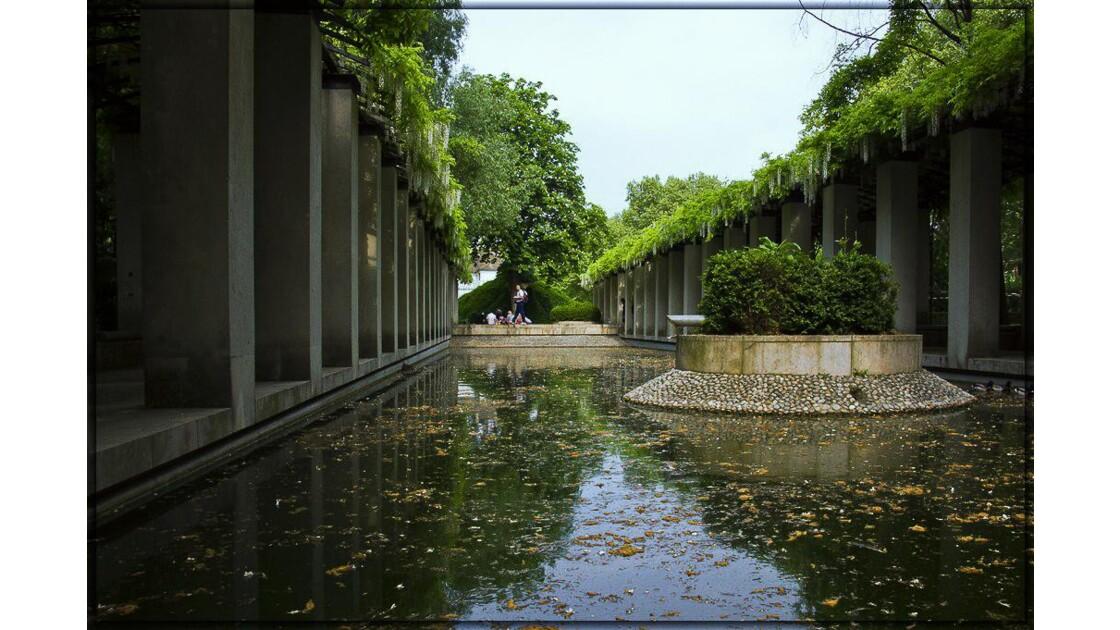 Le parc de Bercy !!
