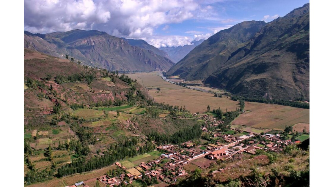 Pérou : Vallée Sacrée près de Cusco