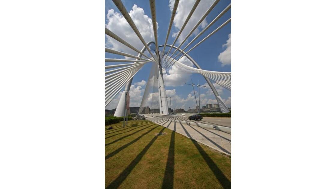 Un pont a Putrajaya