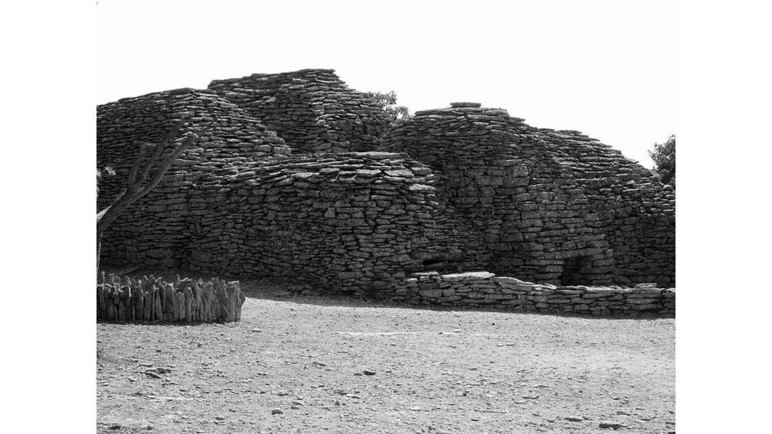 Cabane en pierre