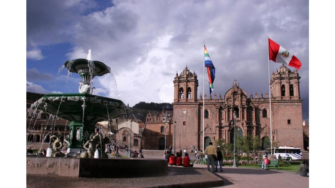 Cathédrale de Cusco, Pérou