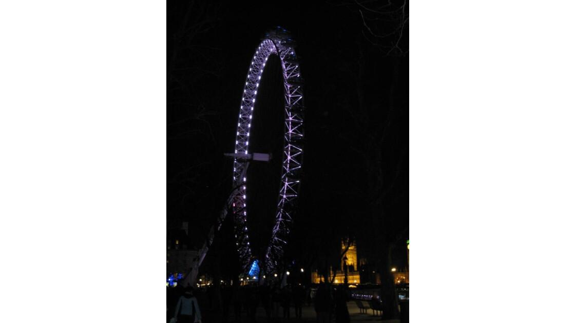 La grand roue de Londres