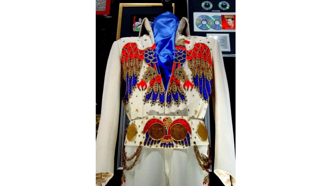 Costume du King !!