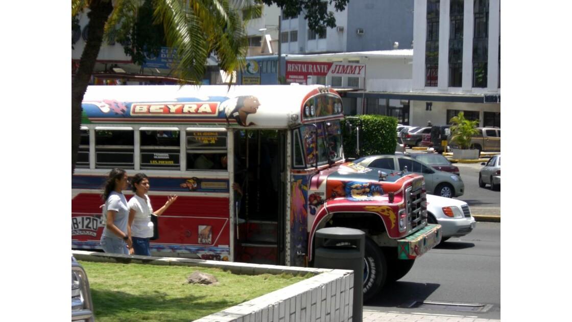 bus bariolé #2