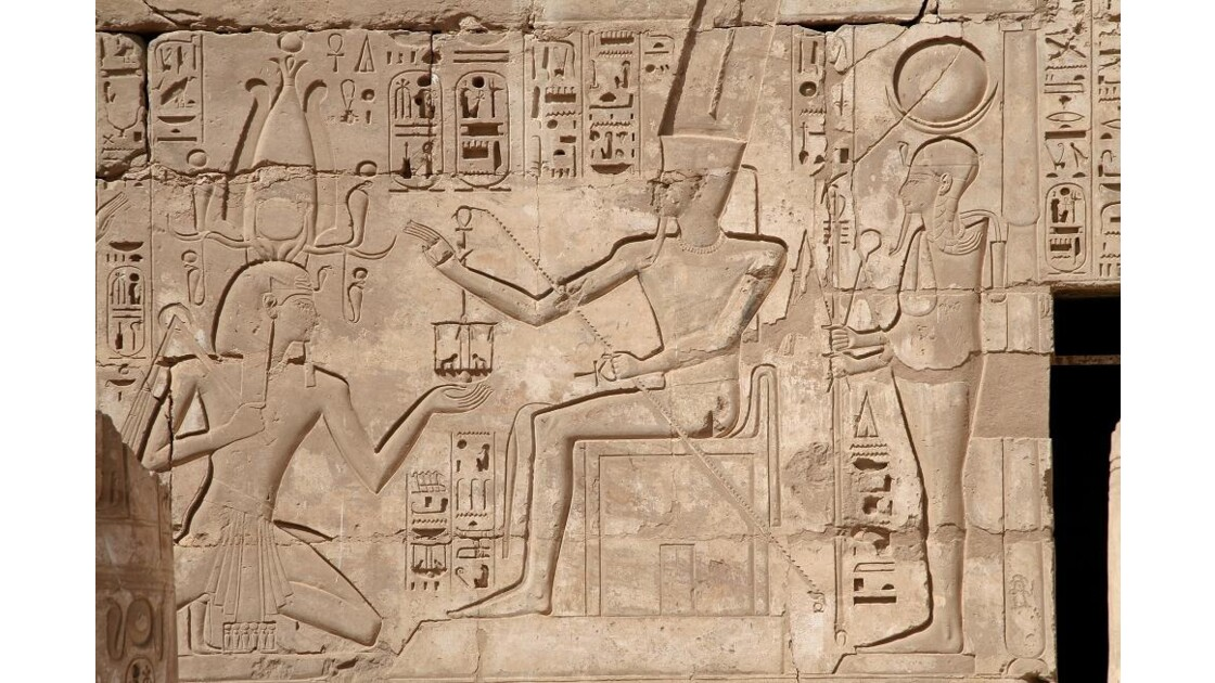 Egypte - Bas-relief