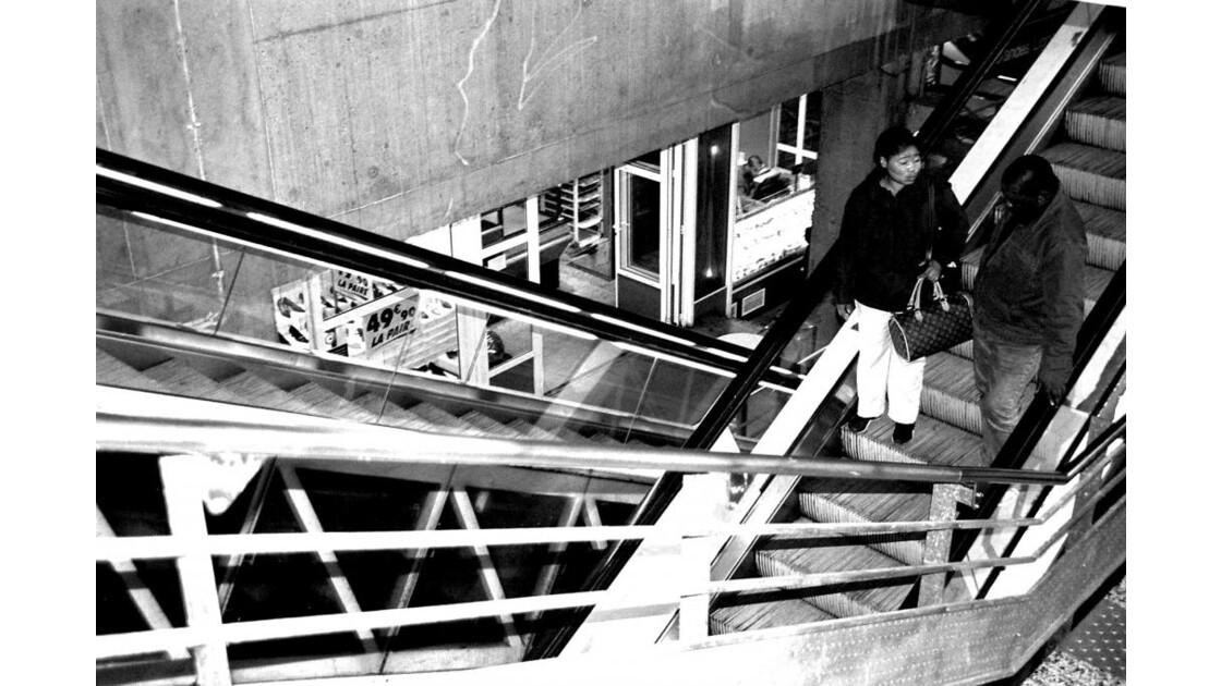 Gare Montparnasse, Paris, 2006