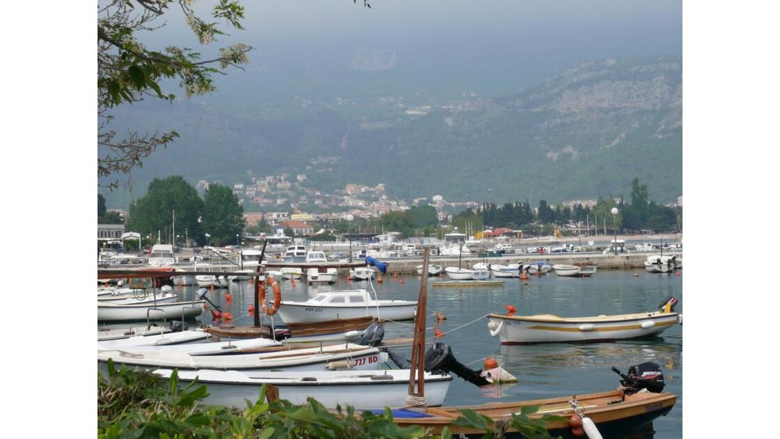 le port de Kotor