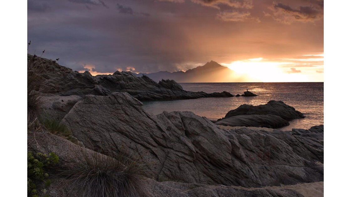 Sunrise Rock