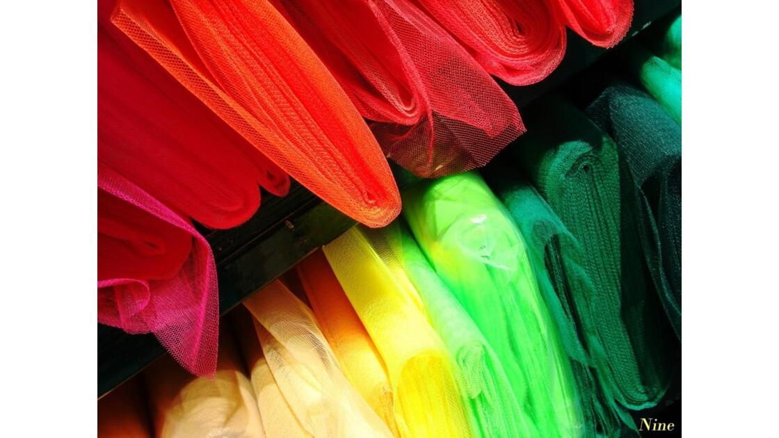 Color'S Tulle ...