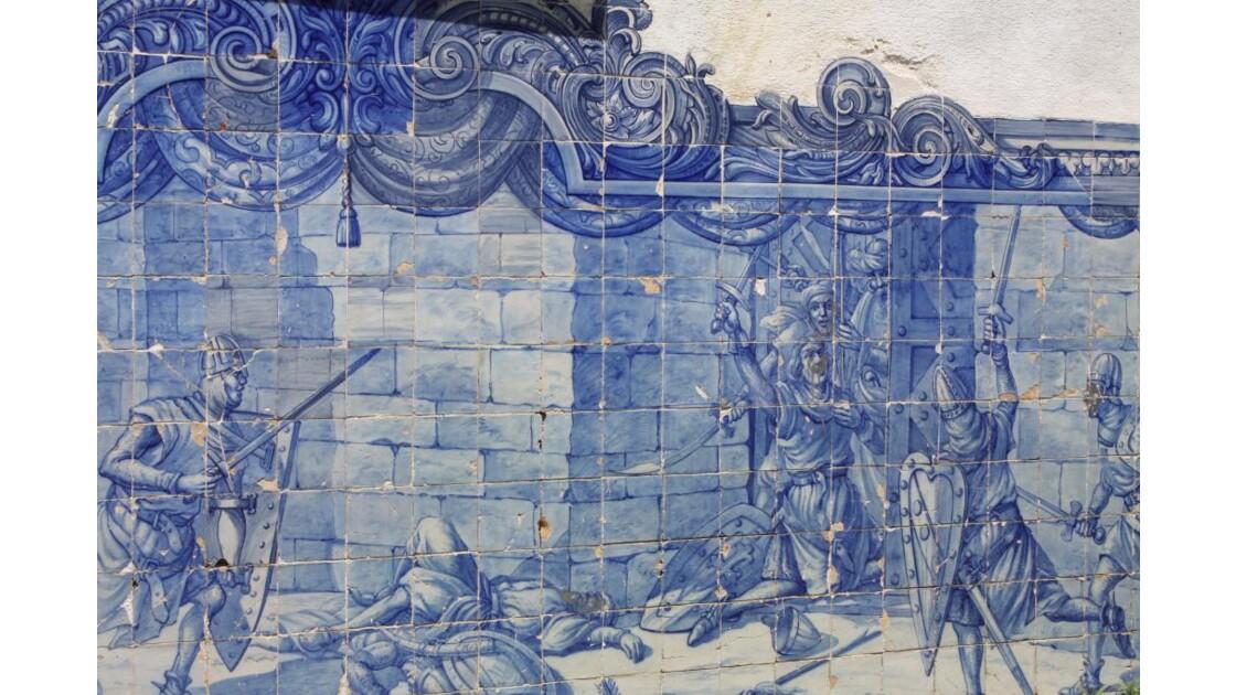 Lisbonne Azuleijos