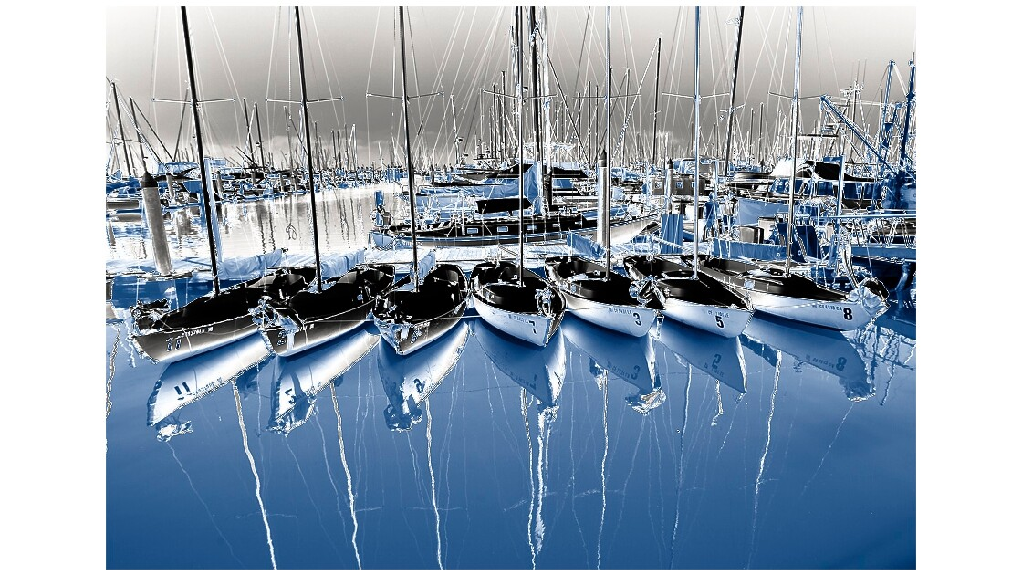 Santa Barbara - sur le port