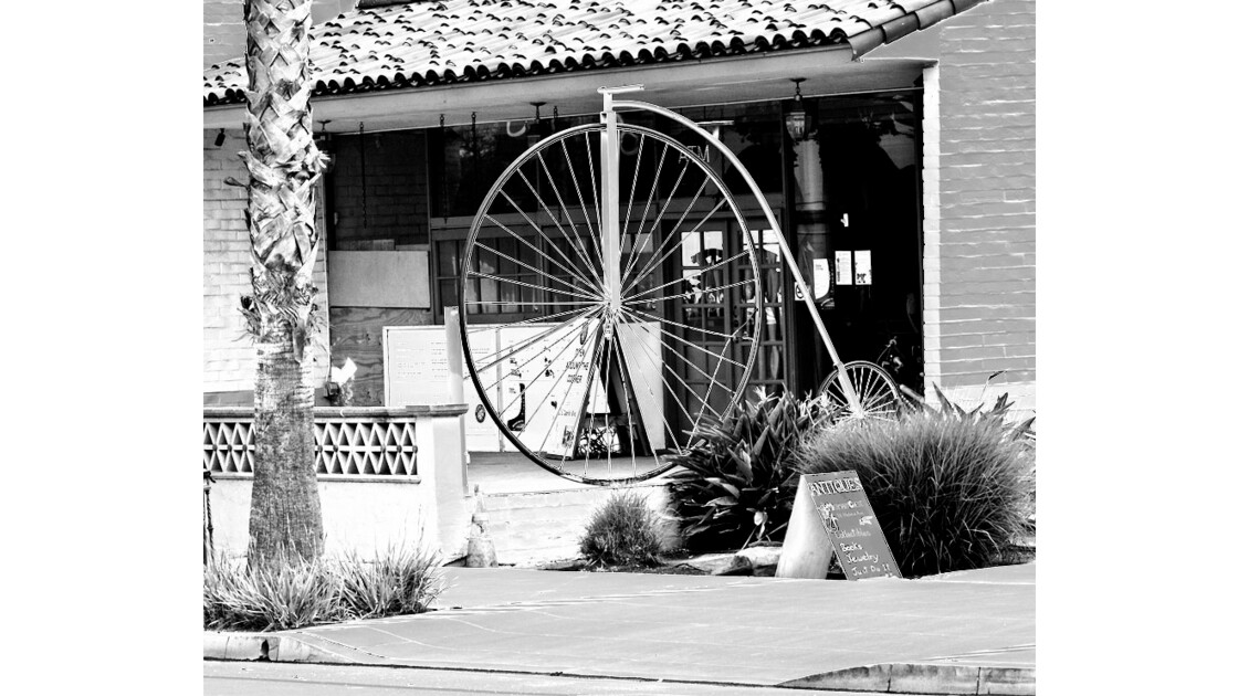 Santa Barbara - Antiquités