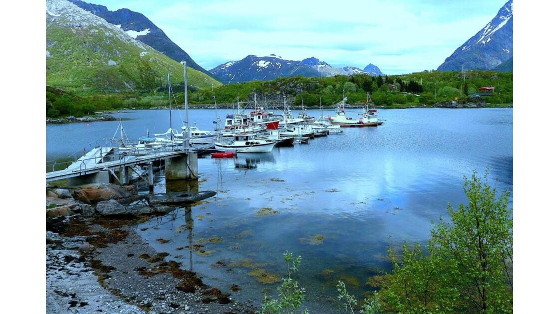 Norvège Iles Lofoten