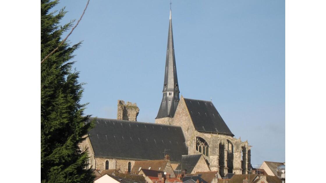 L'église Saint-Pierre Saint Paul à G.JP