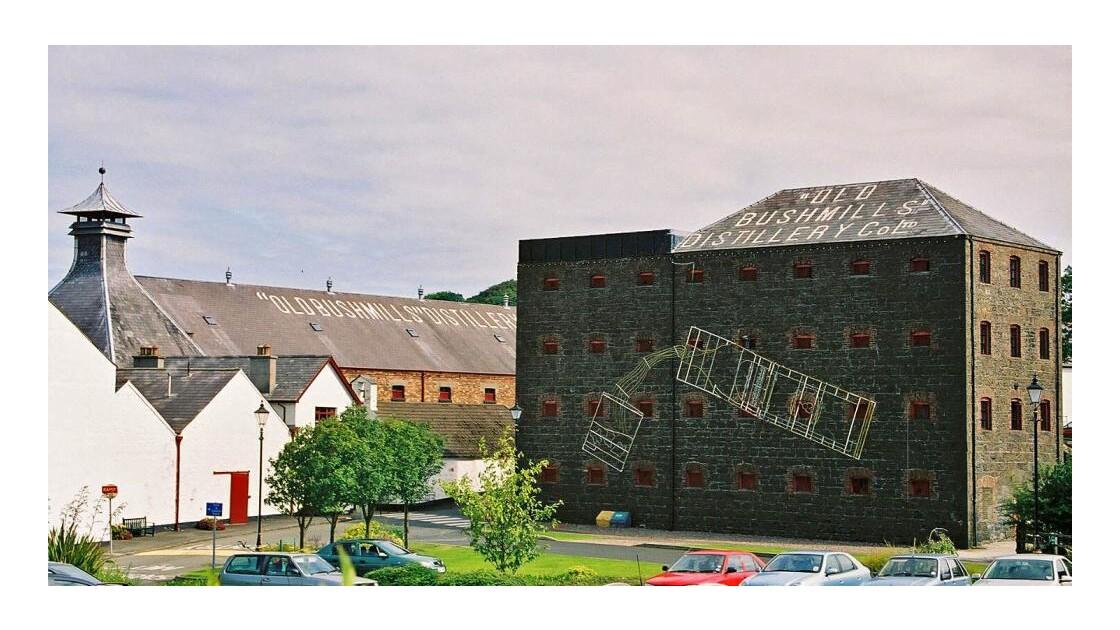 Distillerie de Bushmills