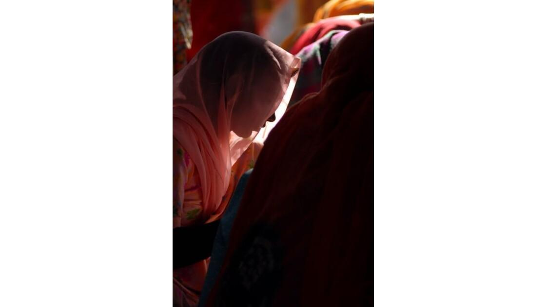 Prières sous le grand banian