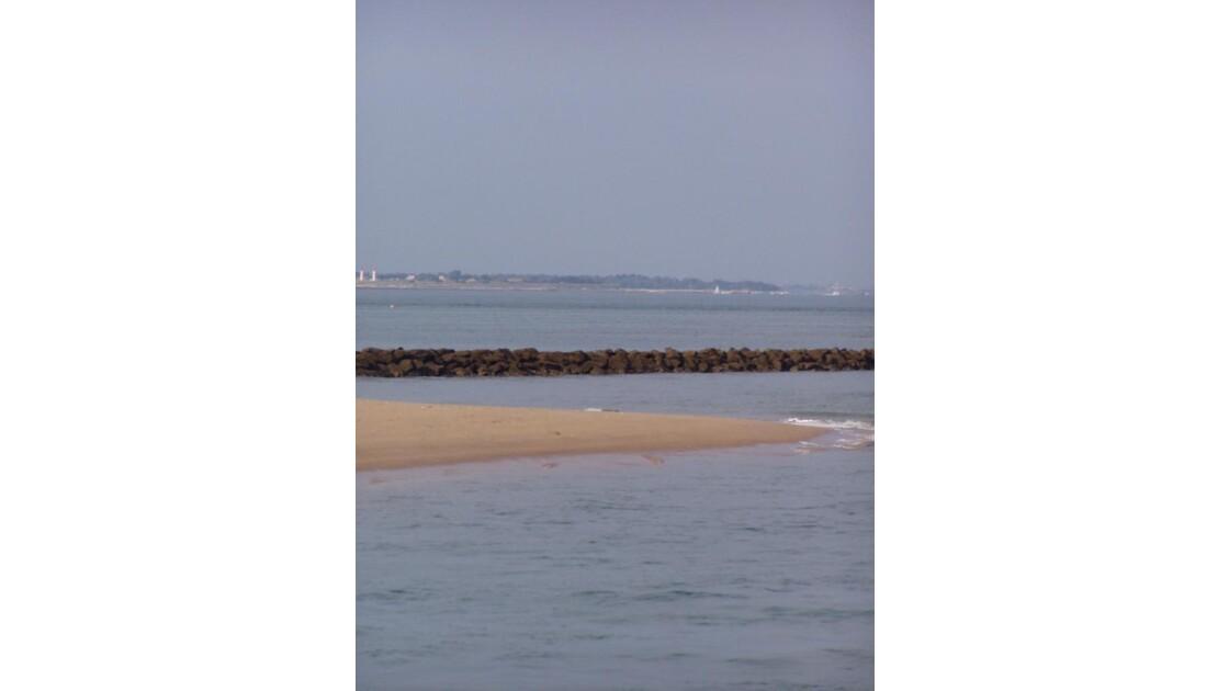 plage de l'île d'oléron