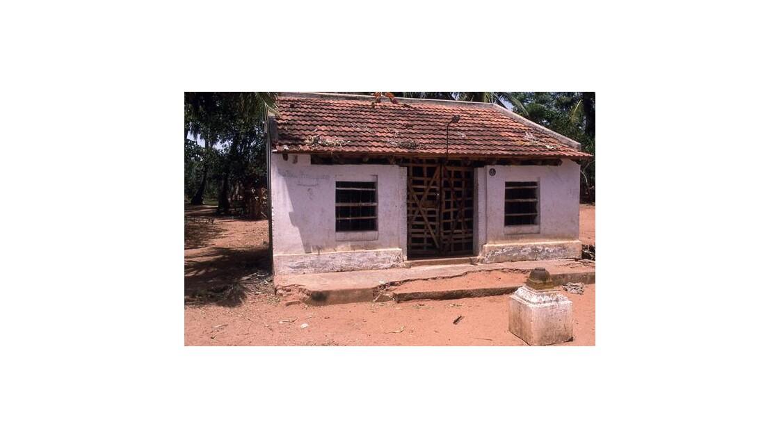 Petit Temple…
