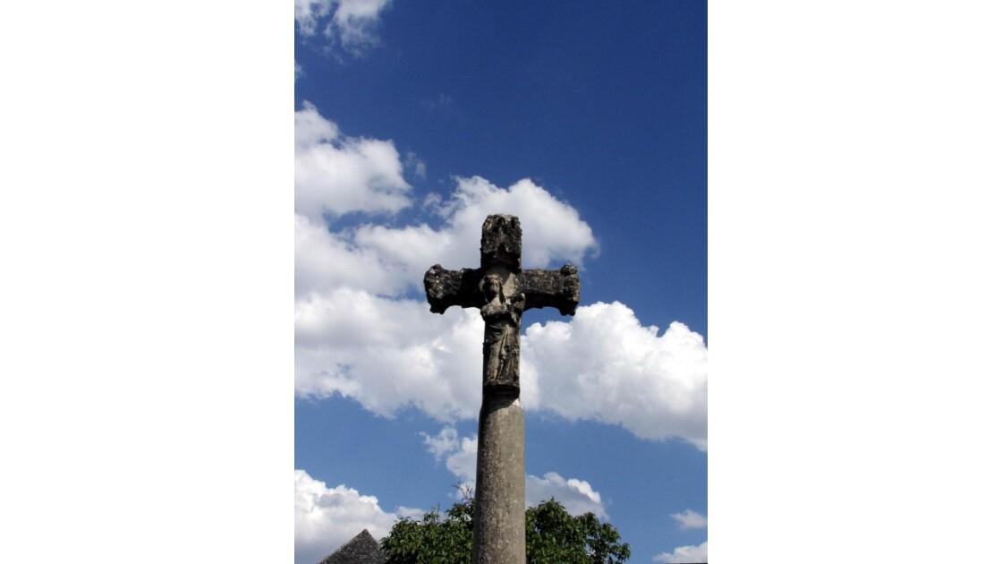 Croix de chemin ...