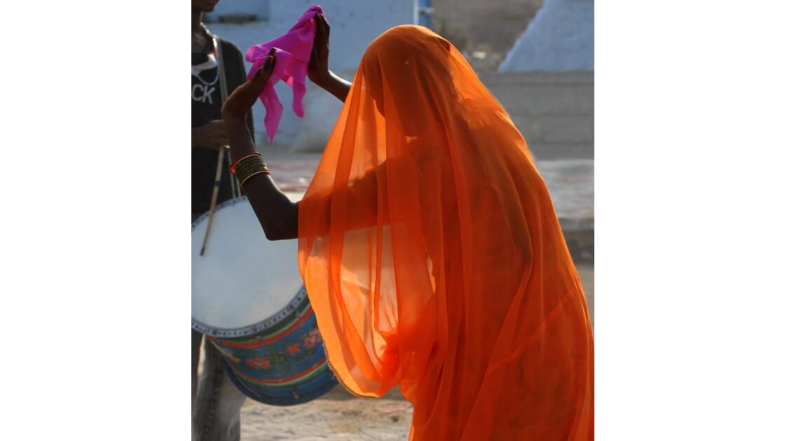 Une autre danseuse