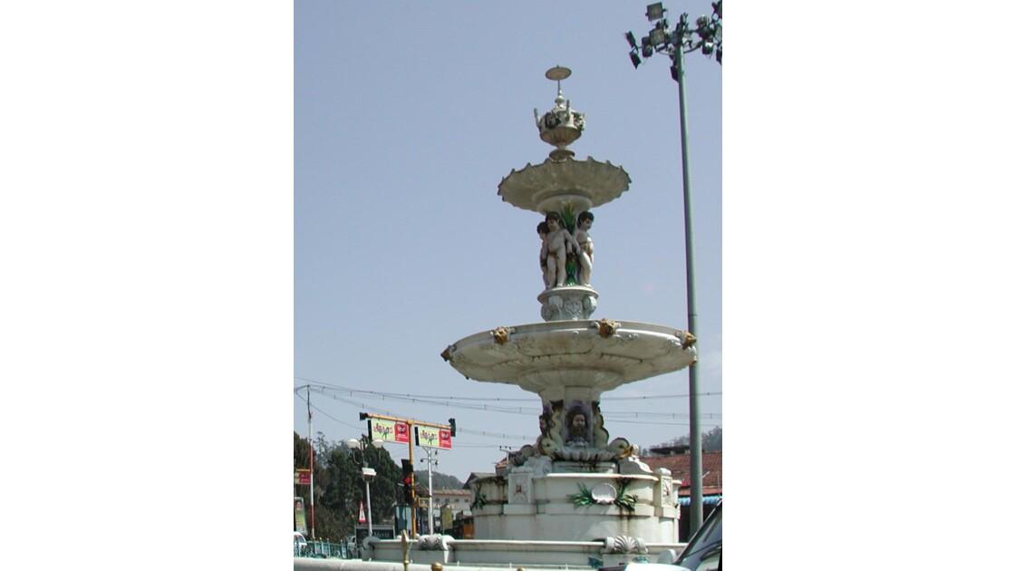 fontaine publique ooty