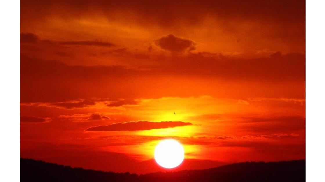 """""""Sunset en Dracénie"""".JPG"""