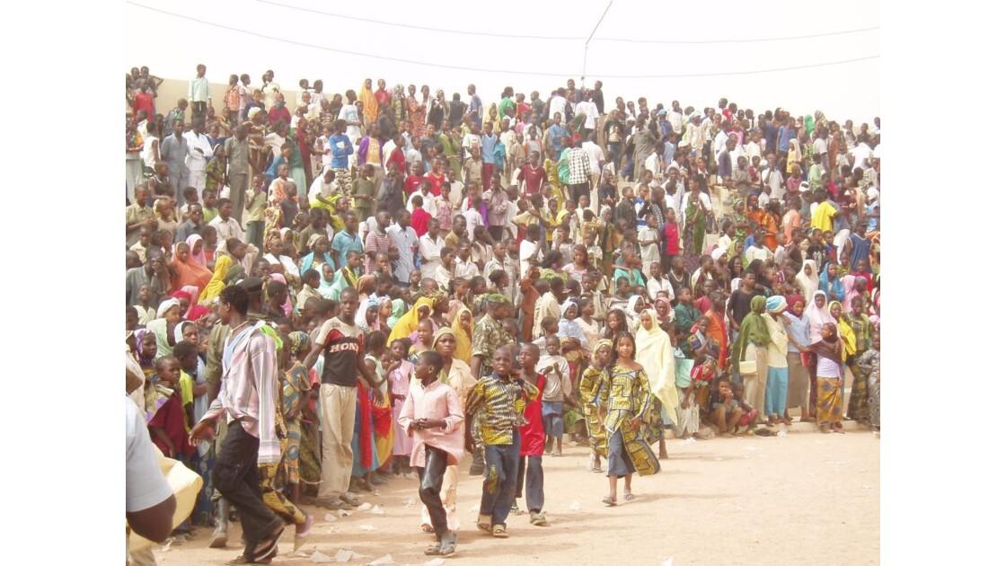 Agadez : jour de fête