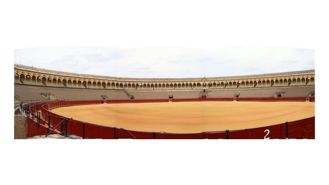 Les arènes - Séville