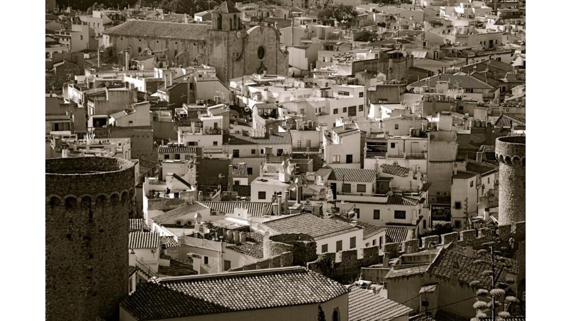 Tossa del Mar -vieille ville