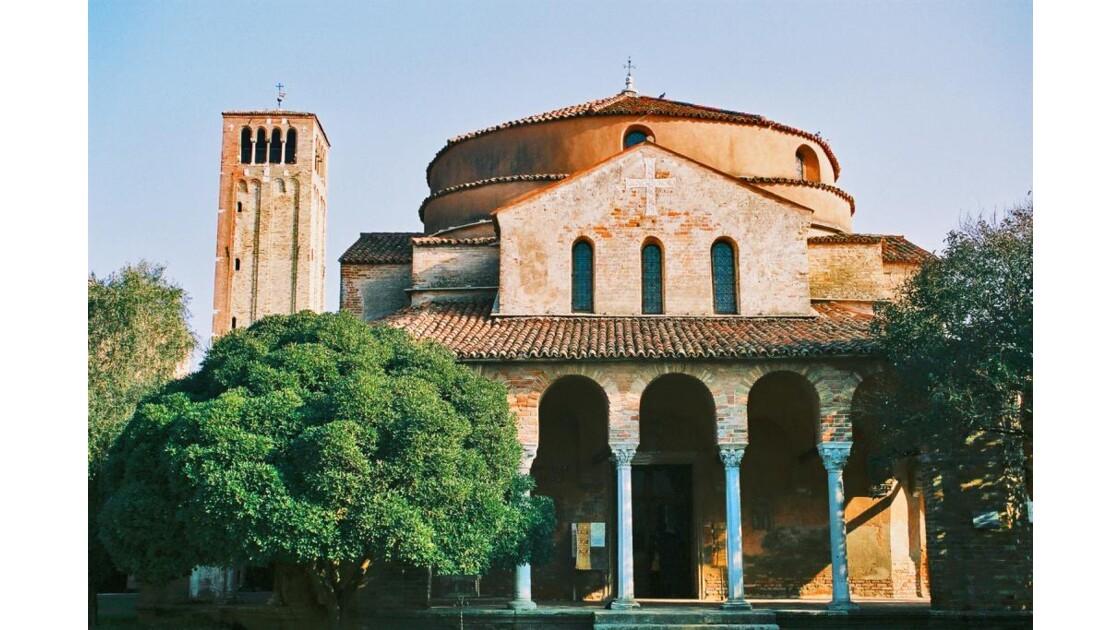 Torcello, église Santa Fosca