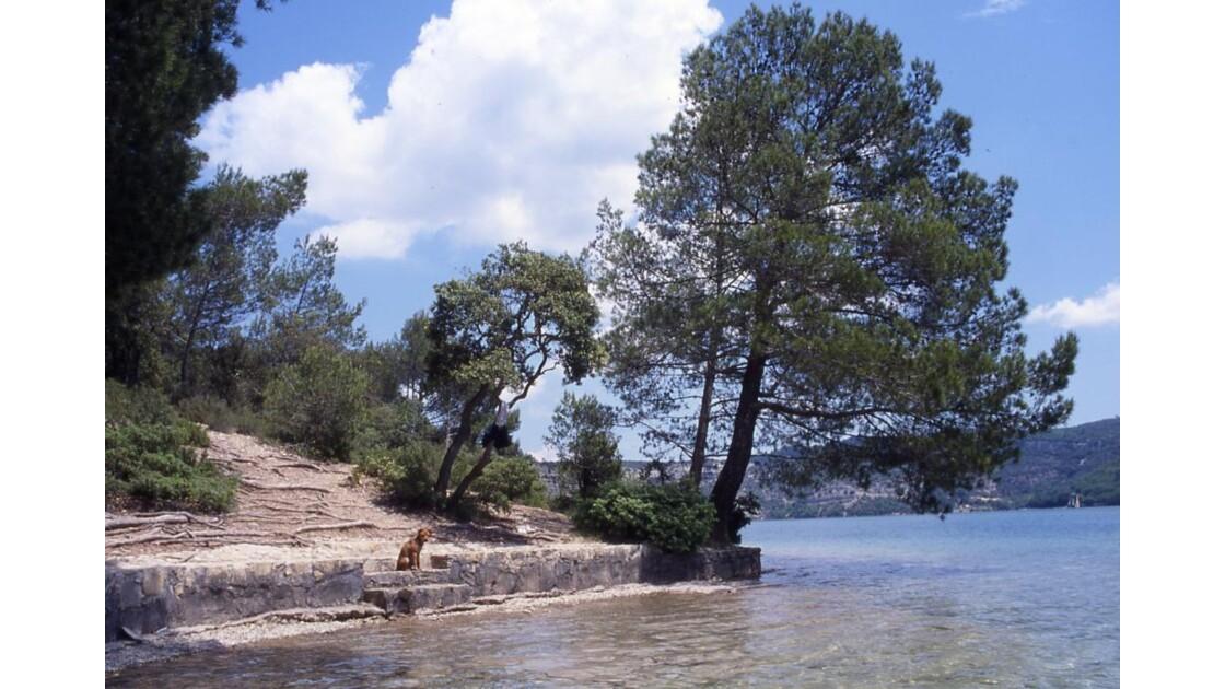 Lac d'Esparron de Verdon