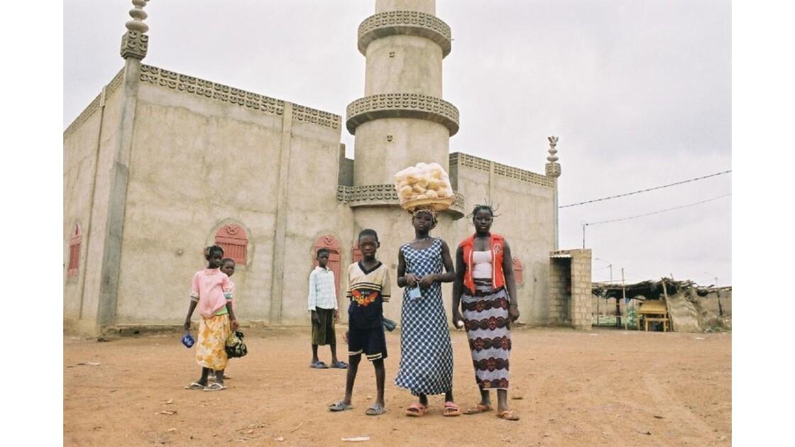 Mosquée à Ouagadougou