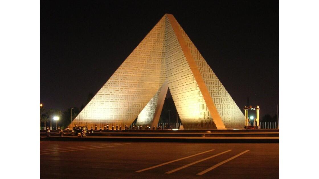 Monument Saddate