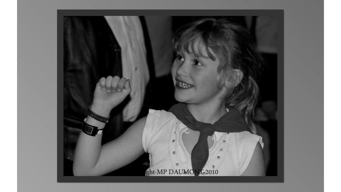 Sourire d'enfance