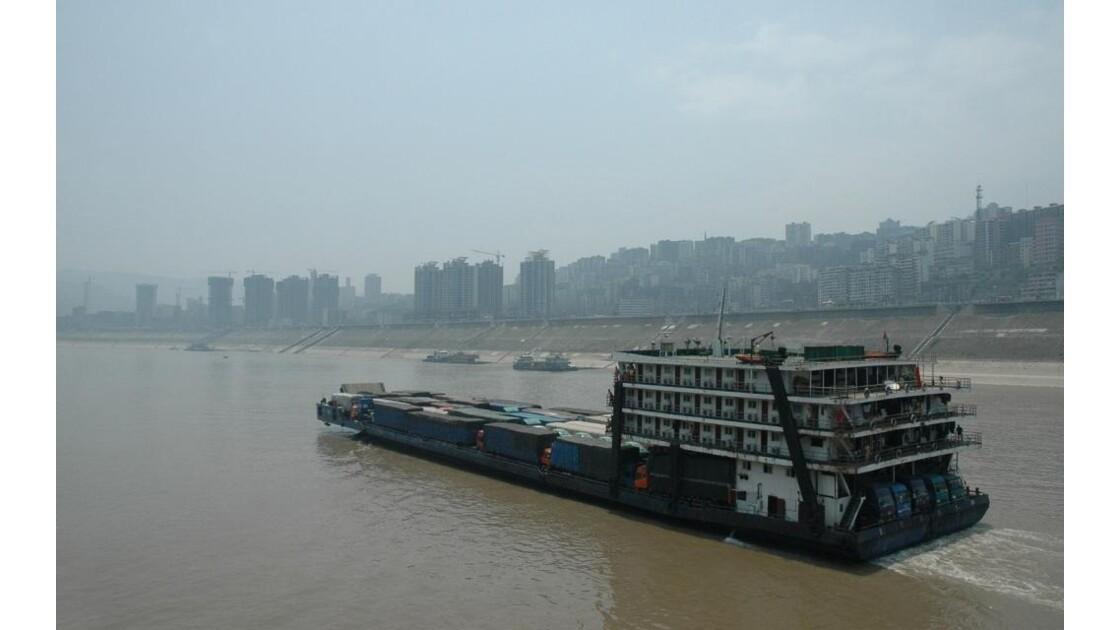 Croisière sur le Yangzi