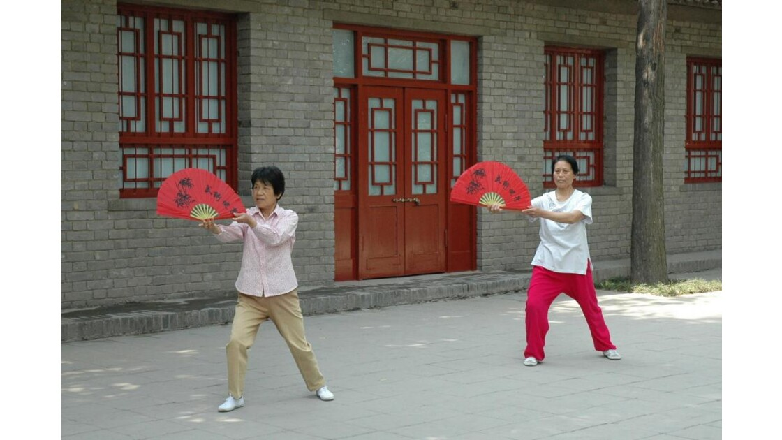 Xi'an, la Petite Pagode de l'Oie Sauvage