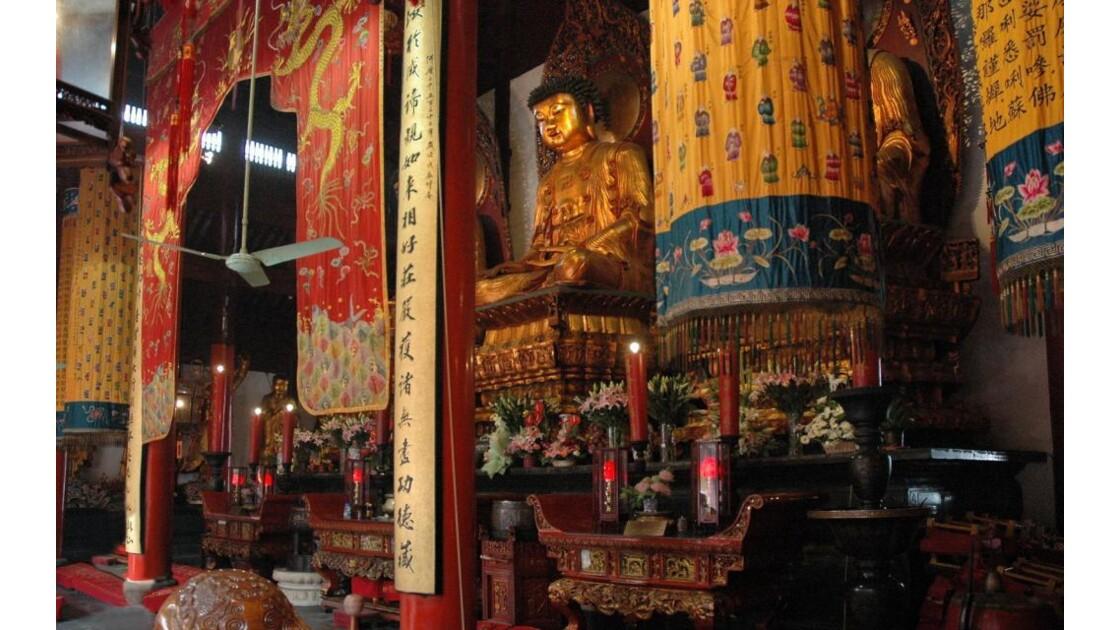 Shanghai, temple du Bouddha de Jade