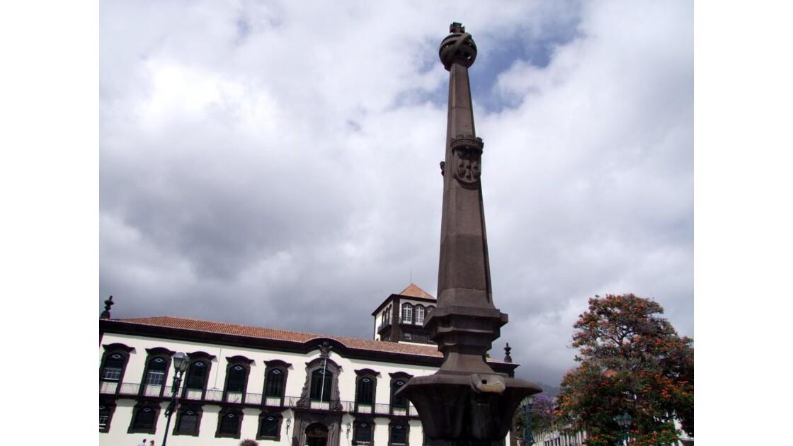 Madère Funchal CamaraMunicipal.JPG