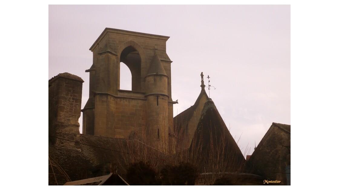 clocher de l'église Ste Marie