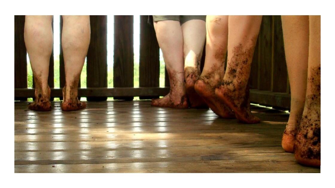 pieds pieds