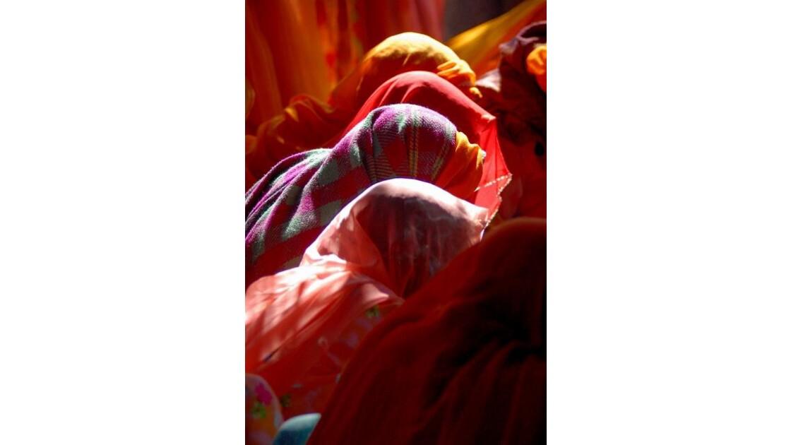 Près du temple d'Hanuman