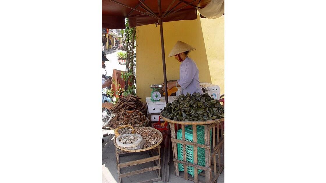 Hoi An  : au marché