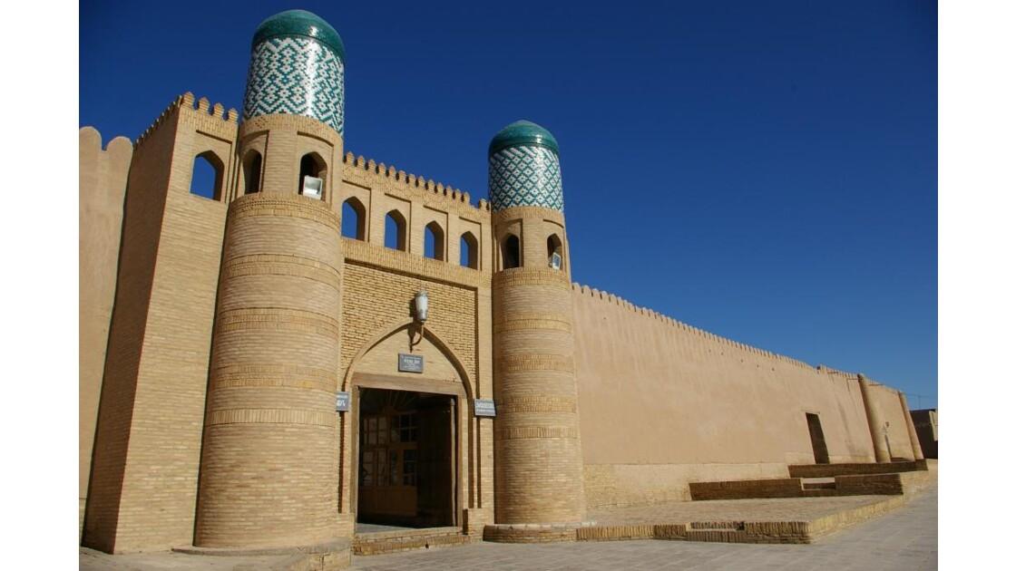 Palais à Khiva
