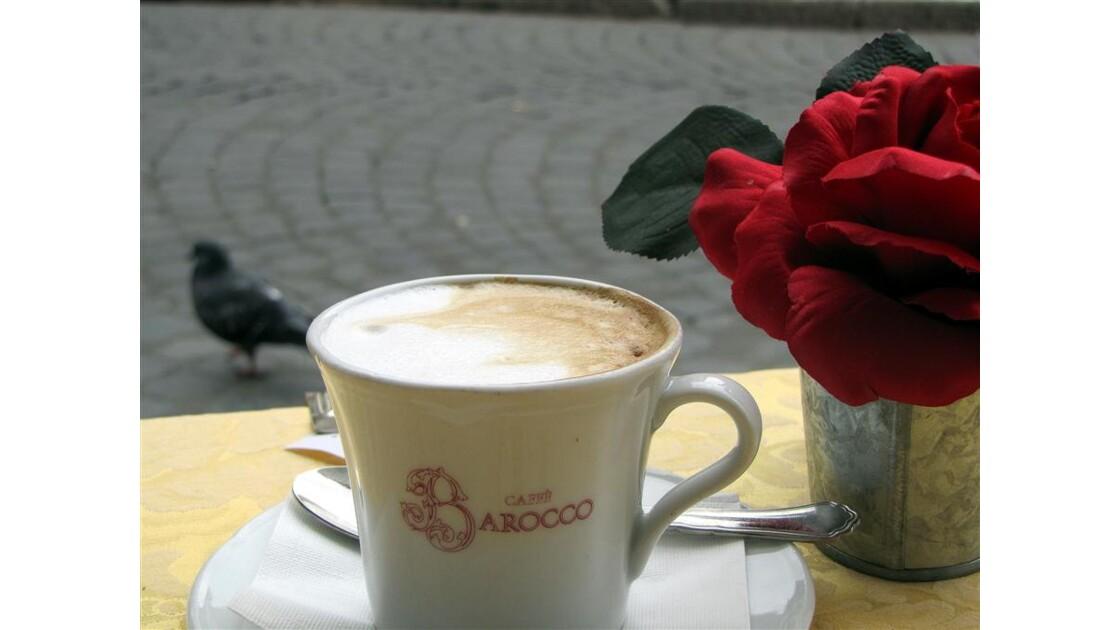 Un cappuccino? :)