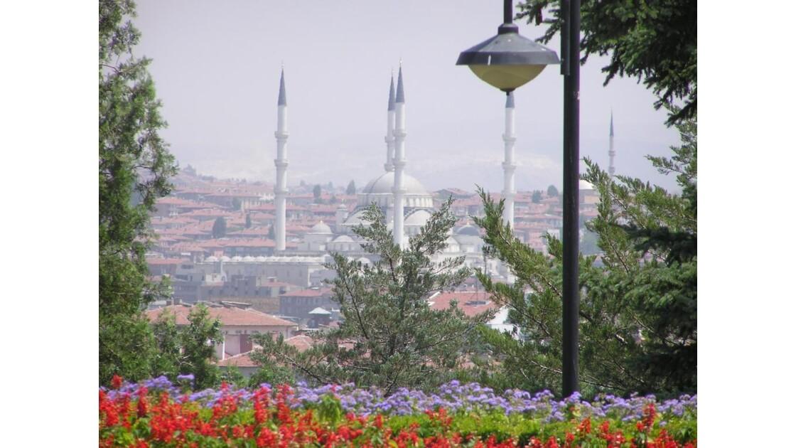 Les minarets d'Istambul